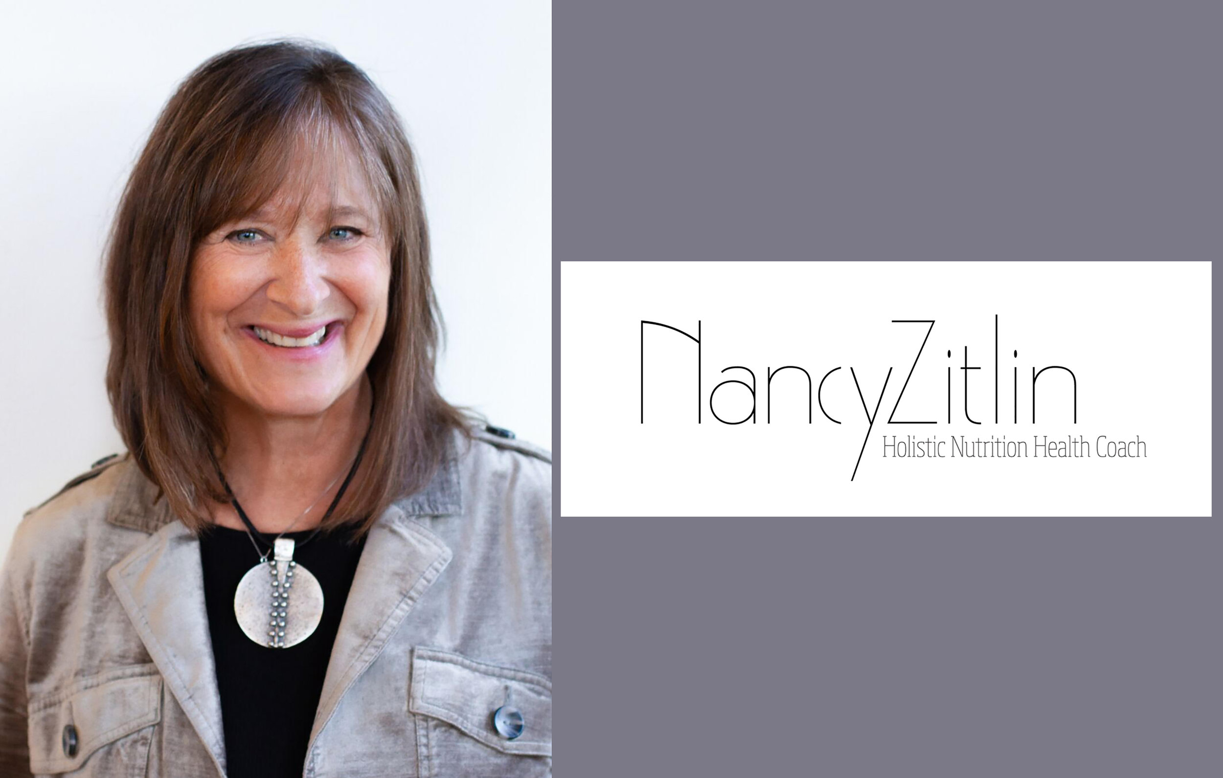 HOLISTIC NUTRITION HEALTH COACH - It's never too late to rewrite your storyFREE 1 hour consultation ($200 value)New clients onlywww.nancyzitlin.comnancyzitlin@gmail.com847.612.1373
