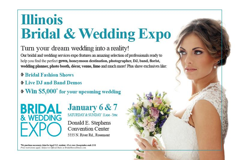 Bridal Expo with Chicago Boudoir Photography