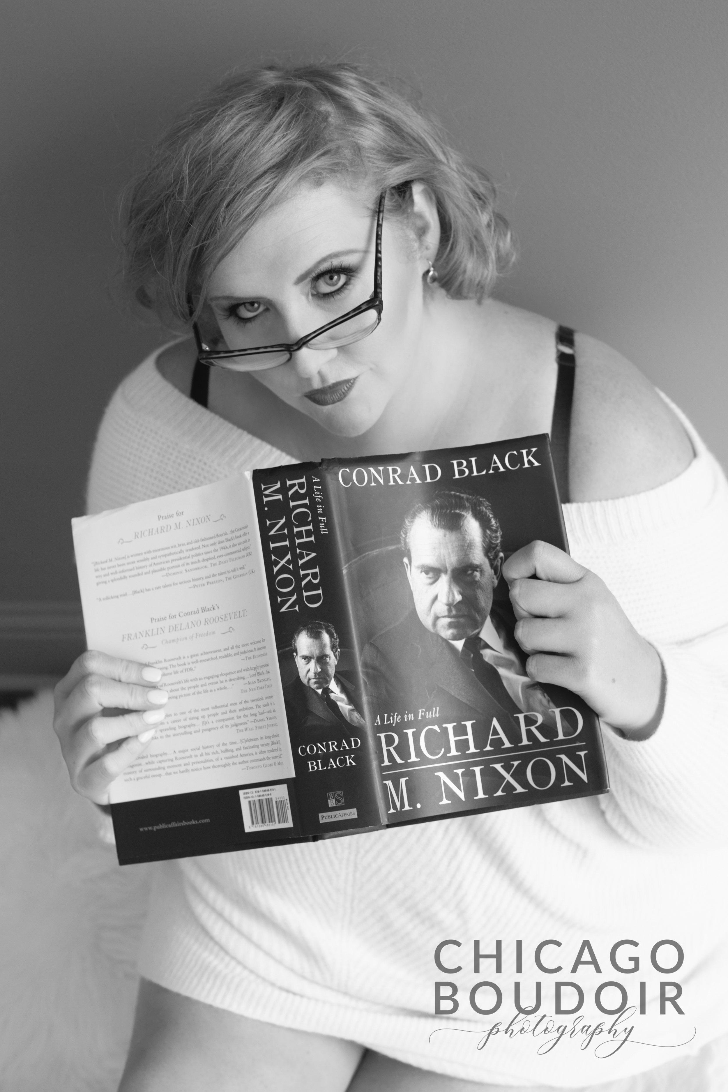 richard nixon book chicago boudoir