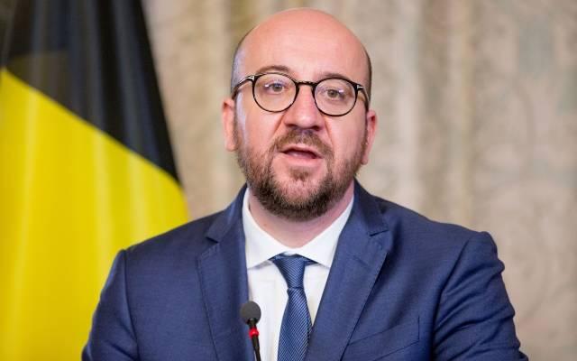Belgian Prime Minister Charles Michel (AP/Andrew Harnik, Pool)