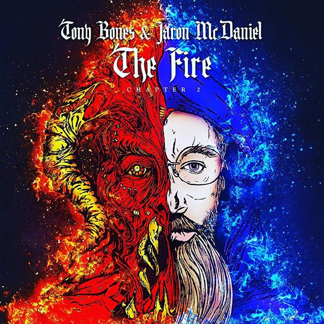 New @tonybonesld & @jaronmcdaniel album (The Fire , Chapter 2) dropping May 26th at @soundset 2019. You can be one of the first to get the full length album  in CD form before the the release party. There's 19 tracks on this album and features include @chinoxl and @canibusverified , two of the most lyrical MC's to ever bless hip hop with their amazing talents. All tracks (boom Bap) produced by @jaronmcdaniel , all lyrics written and performed by @tonybonesld ,  Stop by the #longdoe merchandise booth at #soundset2019 and get your copy of #thefire (Chapter 2). #minneapolis #minnesota #stpaul #duluth #hiphop #lyrics #california #newyork #atlanta #soundset #music #beats #vinyl #westend #nikolatesla #knowledgeispower #love #freedom #art #graphicdesign