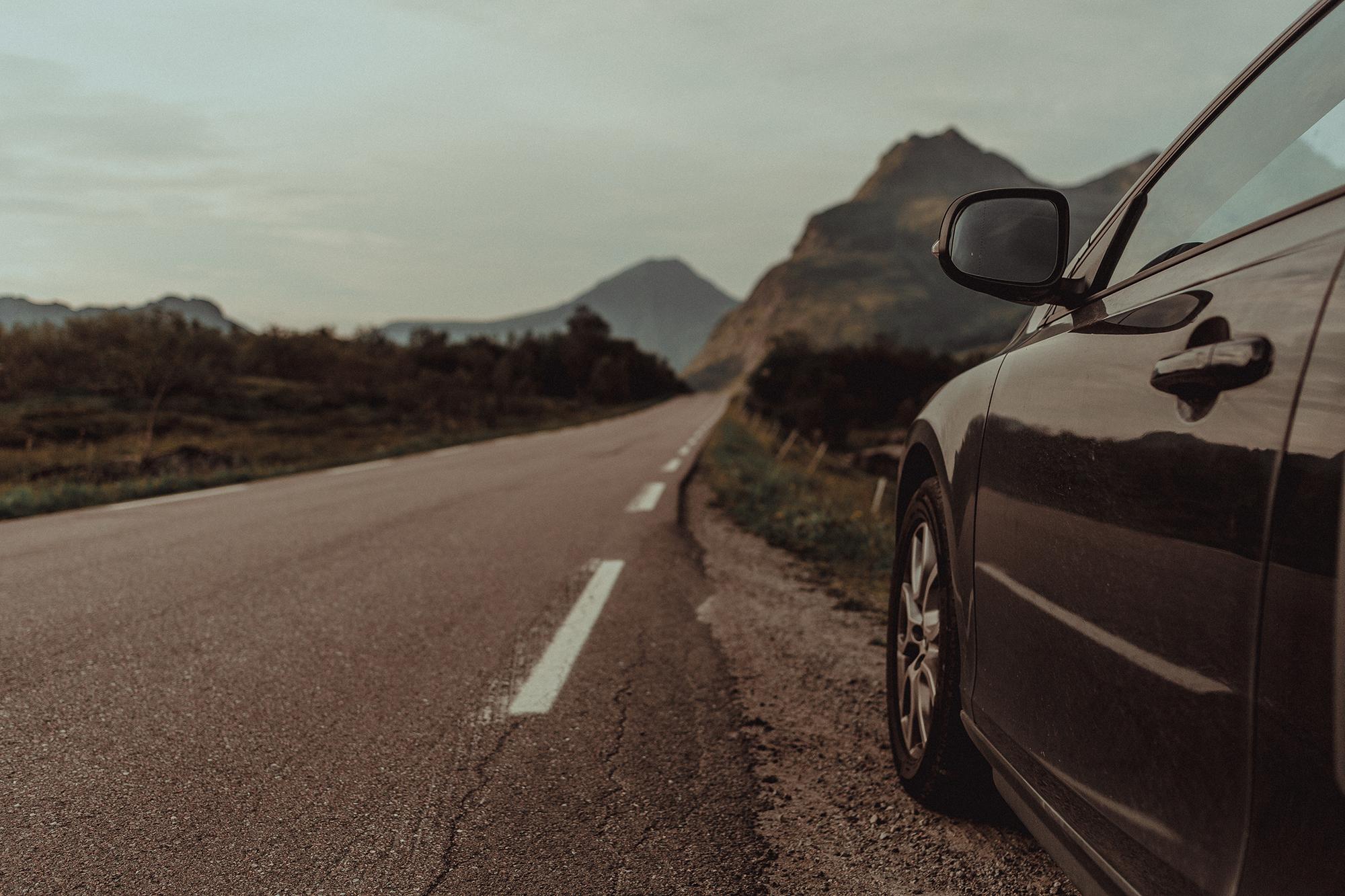 I loooove road trips!