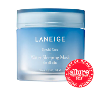 WATER SLEEPING MASK - There's a reason why