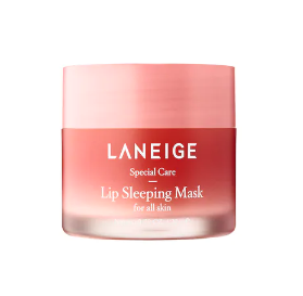 7. Lip Sleeping Mask - No one likes dry, cracked or dull lips which is why you NEED this. I use this every single night and my lips are healed overnight by any cracks, and this keeps them hydrated + plump.