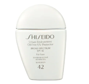 SHISEIDO SPF - SPF is by far the most important beauty product to use on your face. It's key in anti-aging and prevents dark spots/hyperpigmentation from getting darker. I love love love this one from Shiseido - the consistency is silky smooth and sits so well underneath makeup. I use this daily and cannot live without it.