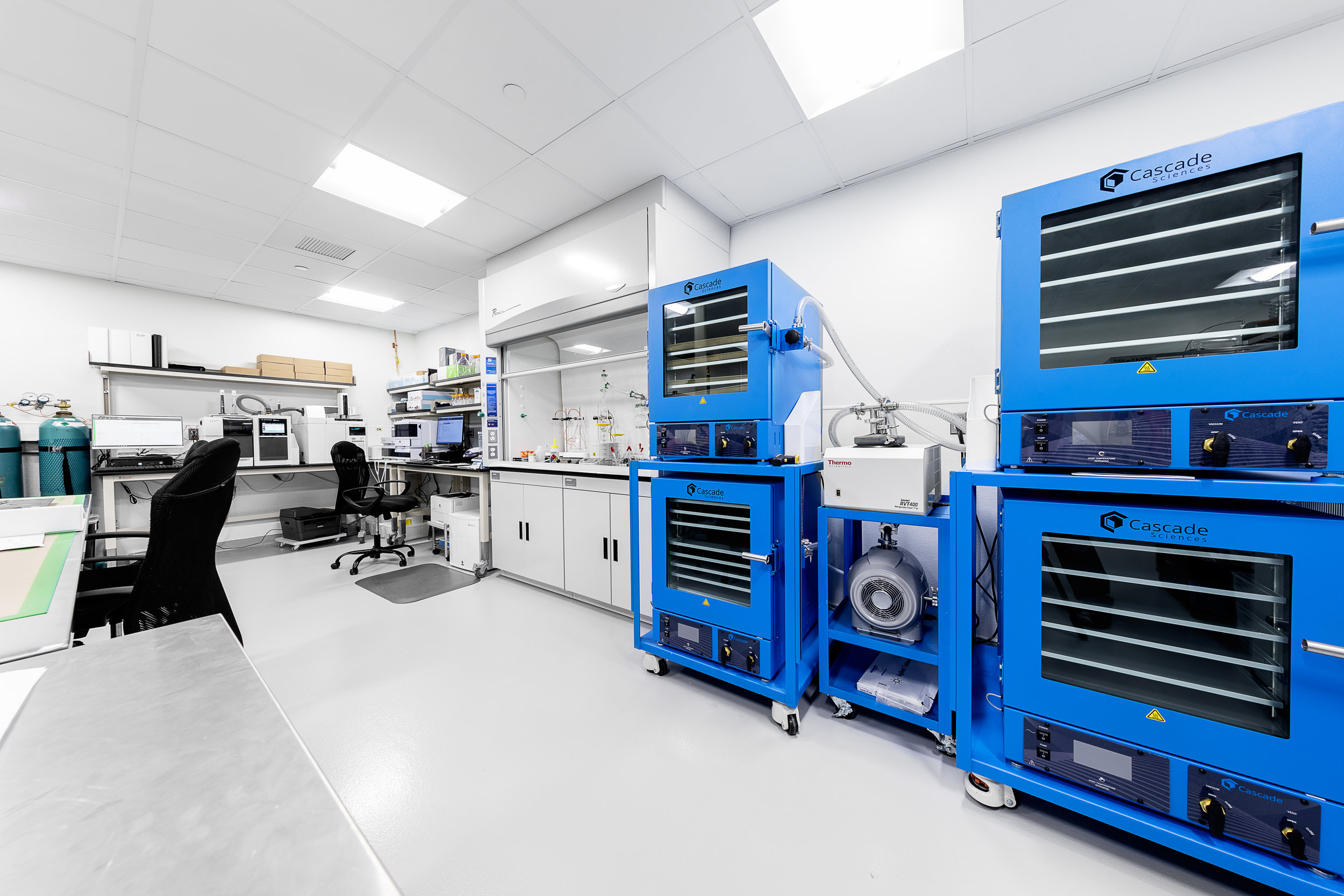 CONSUMER GOODS / ONE Cultivation Extractions Lab (Taunton, MA)