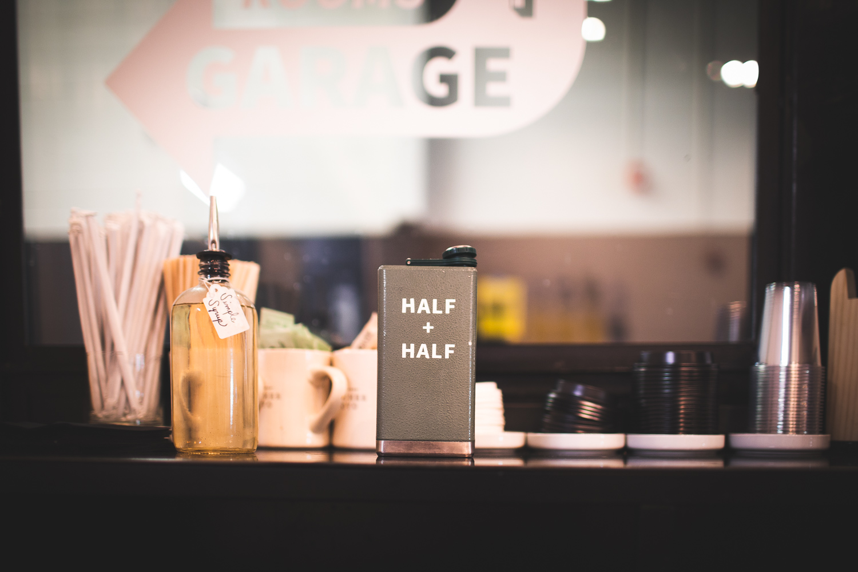 Half + Half.