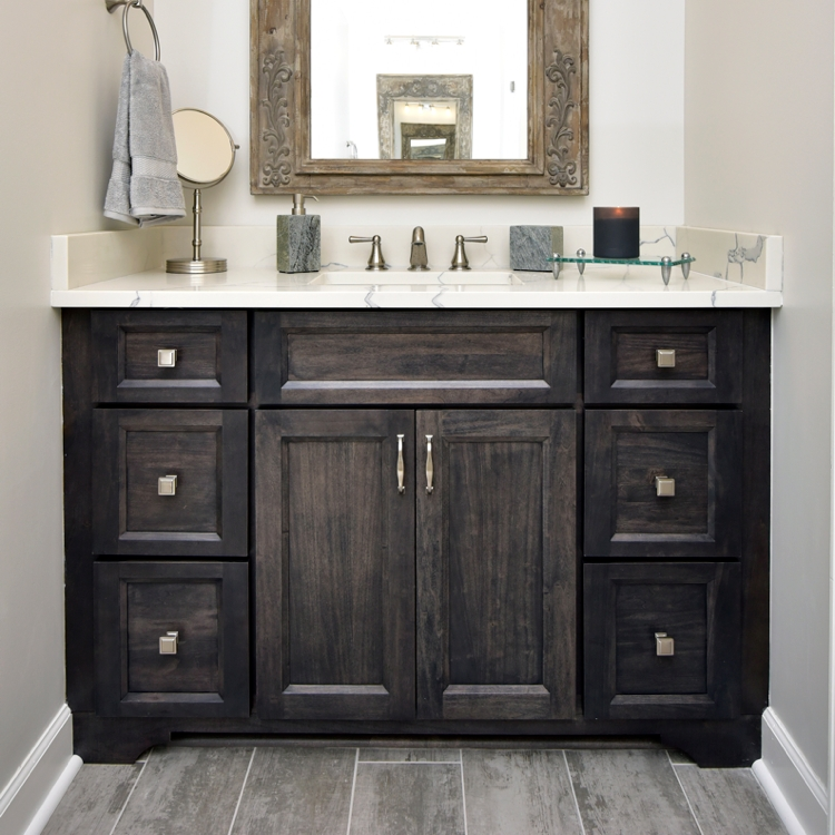 Cabinets - Transform your kitchen, bath, or living space with gorgeous cabinets.