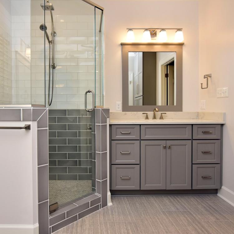 Bath Remodel 7