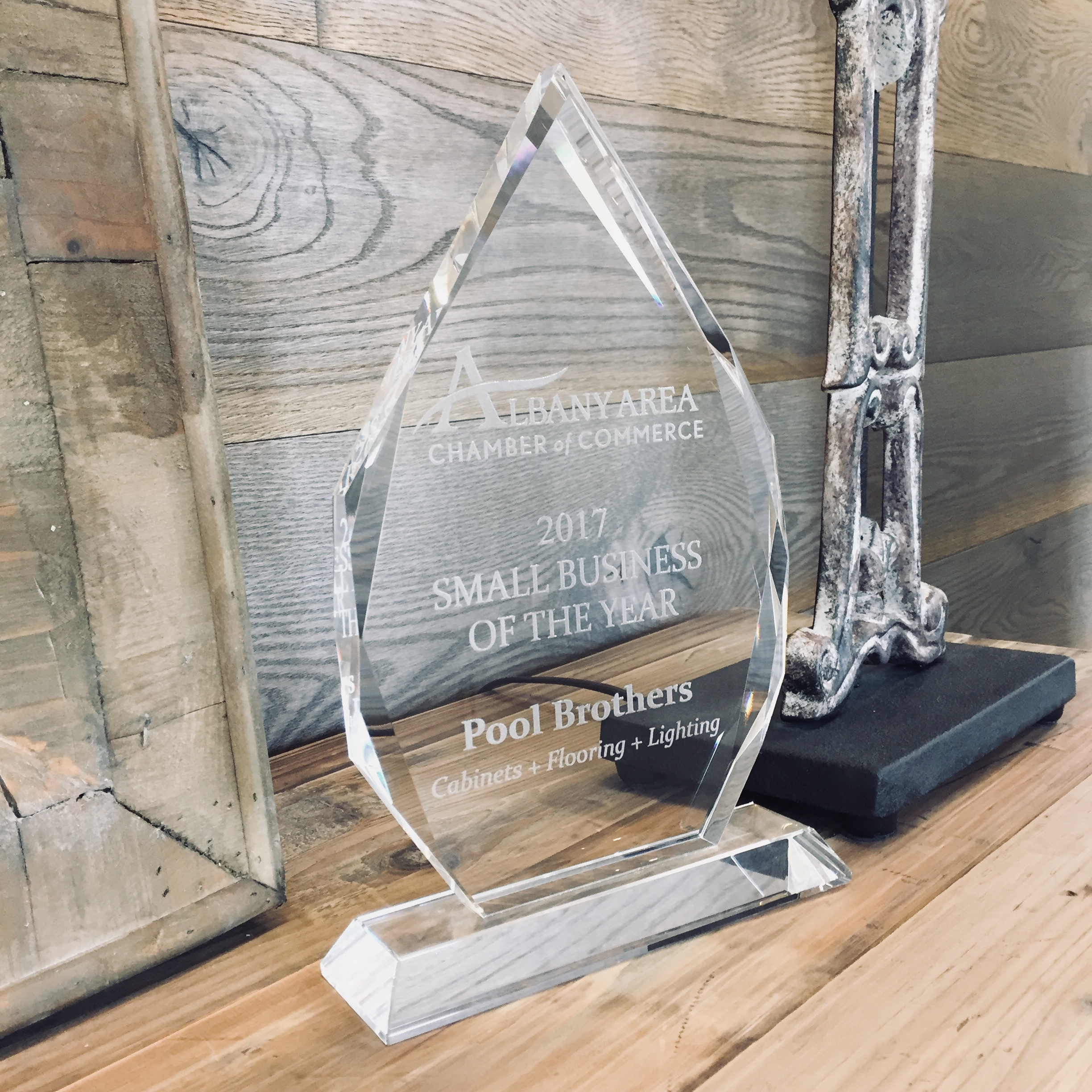 2017 Small Business of the Year Award