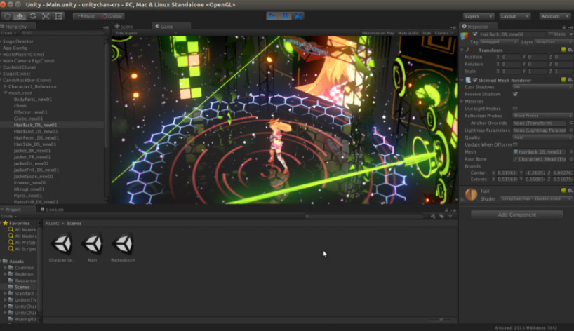 Unity - The perfect balance for developing 2D & 3D games