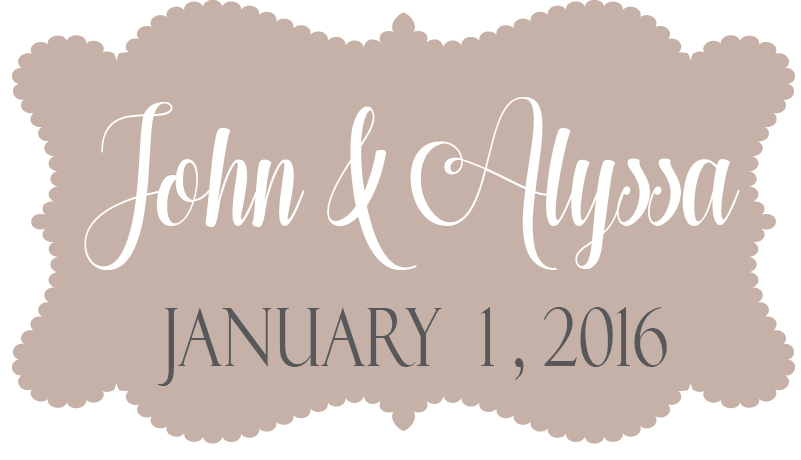 Wedding Logo #2