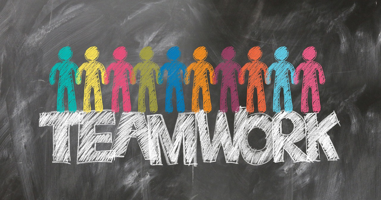 Join our team - Teamwork makes the dream work!