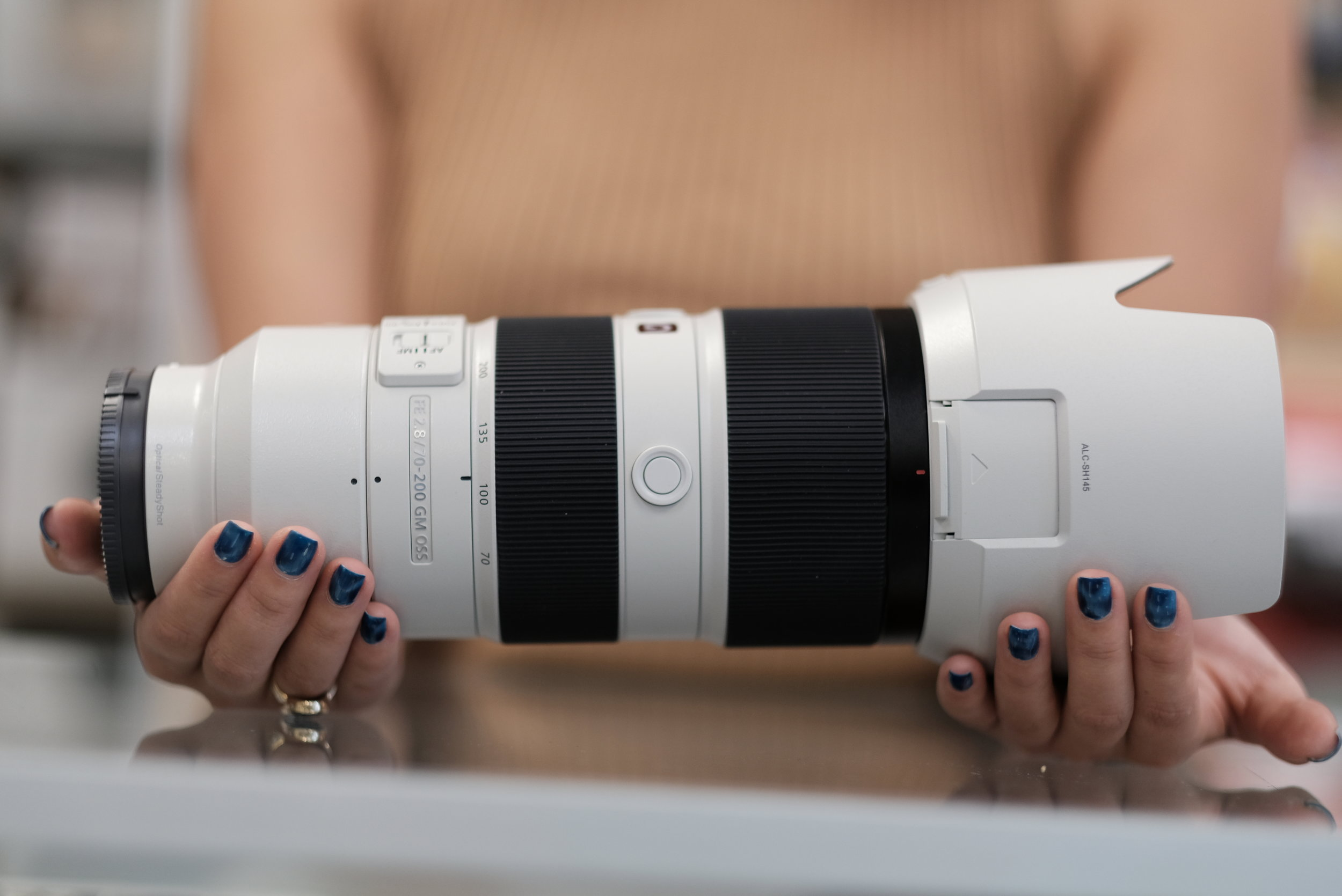 Sony FE 70-200 f/2.8 GM OSS - We already had one of these used and it only lasted a few days! With a minimum focus distance of 3 feet, Sony's Extreme Aspherical element and lightning quick auto focus this lens can handle everything from portraiture to sports!Price: SOLDPosted: July 14
