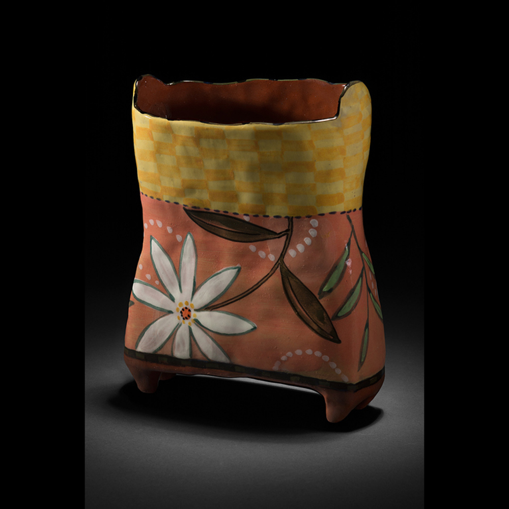 Nancy Gardner Ceramics   Pottery is fundamental to my life. I can't figure out why everyone isn't making pots all the time. Nothing is more satisfying than making something from dirt. Across all cultures and all of human history, ceramics express the human facility for creativity. – Nancy Gardner  Website:  http://www.nancygardnerceramics.com