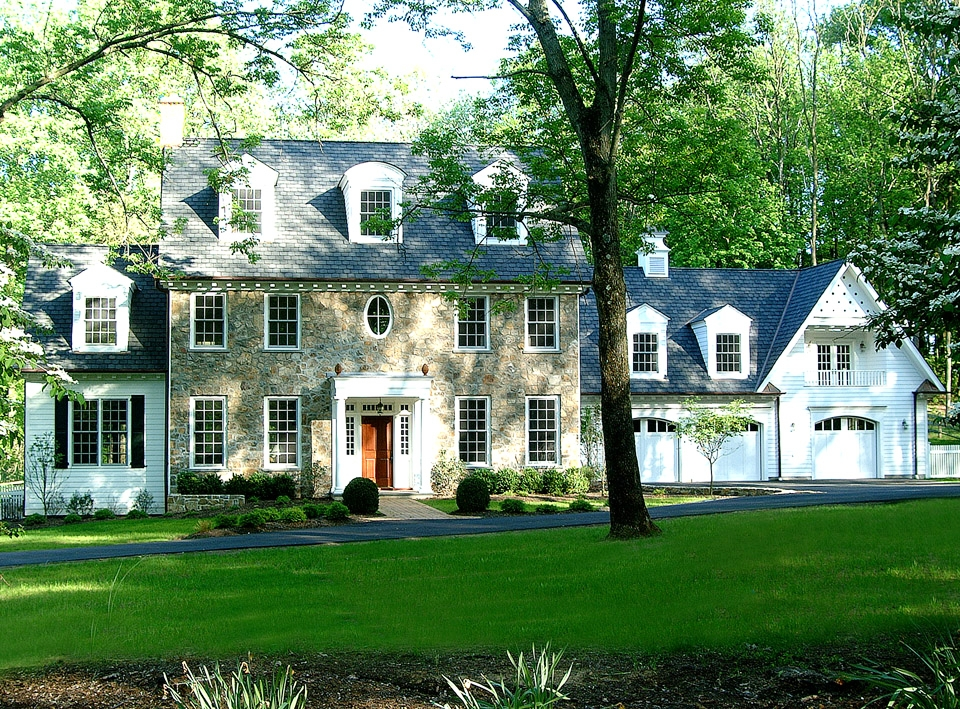 Farmhouse Colonial