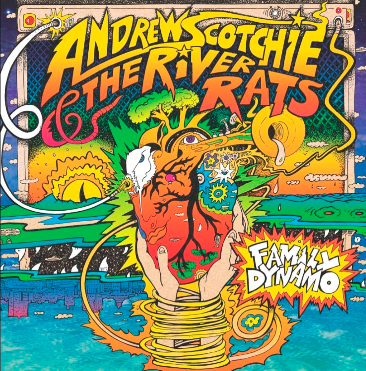 Family Dynamo - Andrew Scotchie & the River Rats