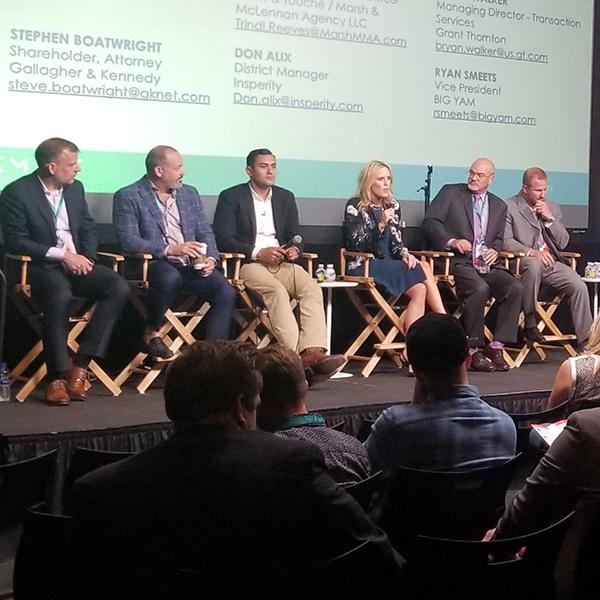 Smart Funding Summit Phoenix Arizona Discussion Panel