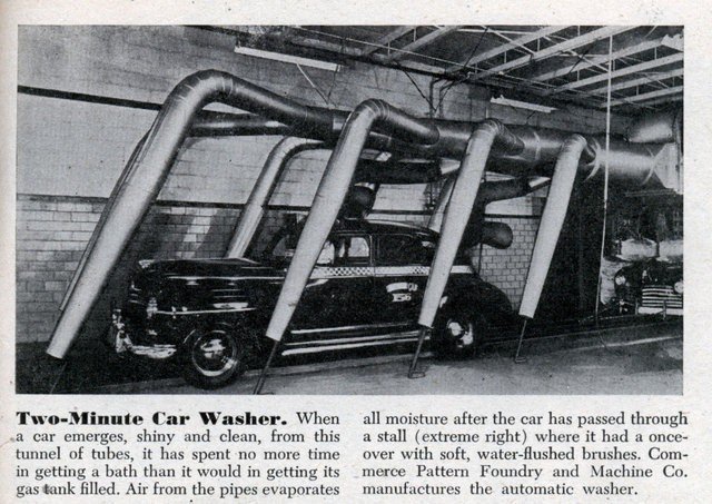 Love coming across vintage car wash photos!  #gloucesterma #carwash #carcare #cardetail #insideandout #cleancar #maplewoodcarwash