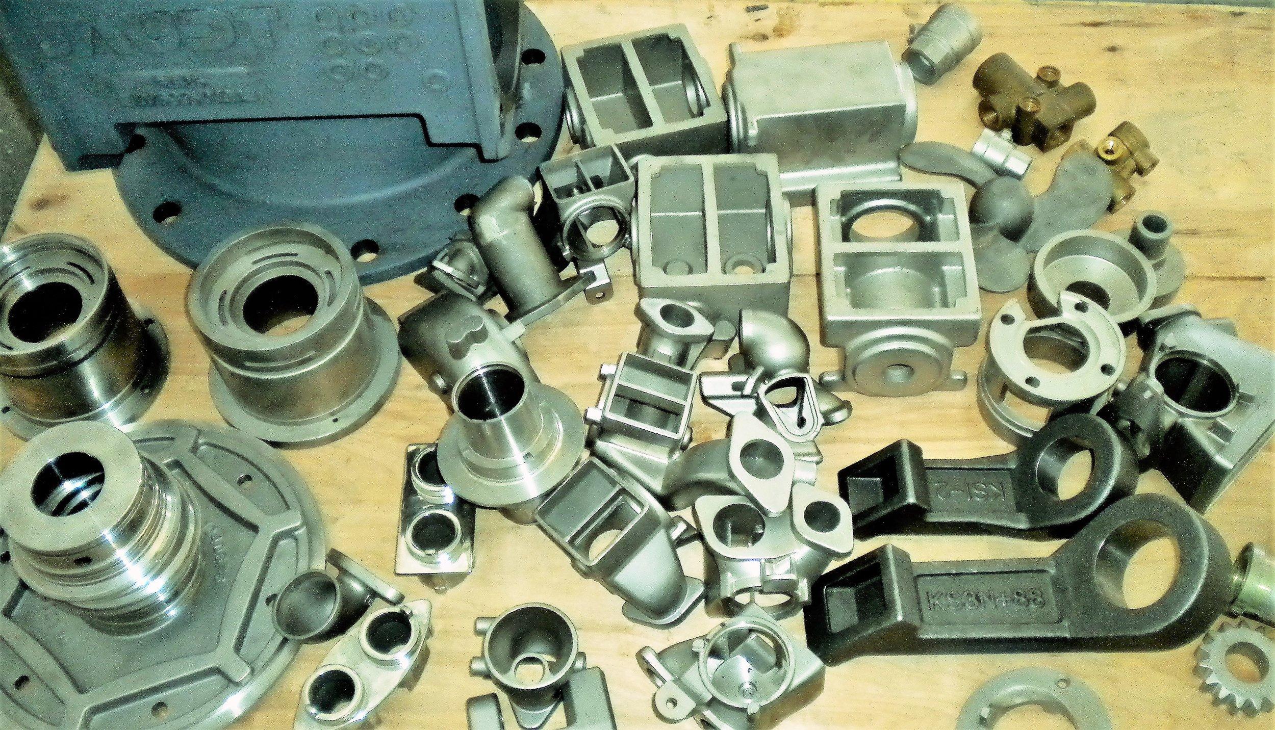 机械加工件 1 Machine parts 1.JPG