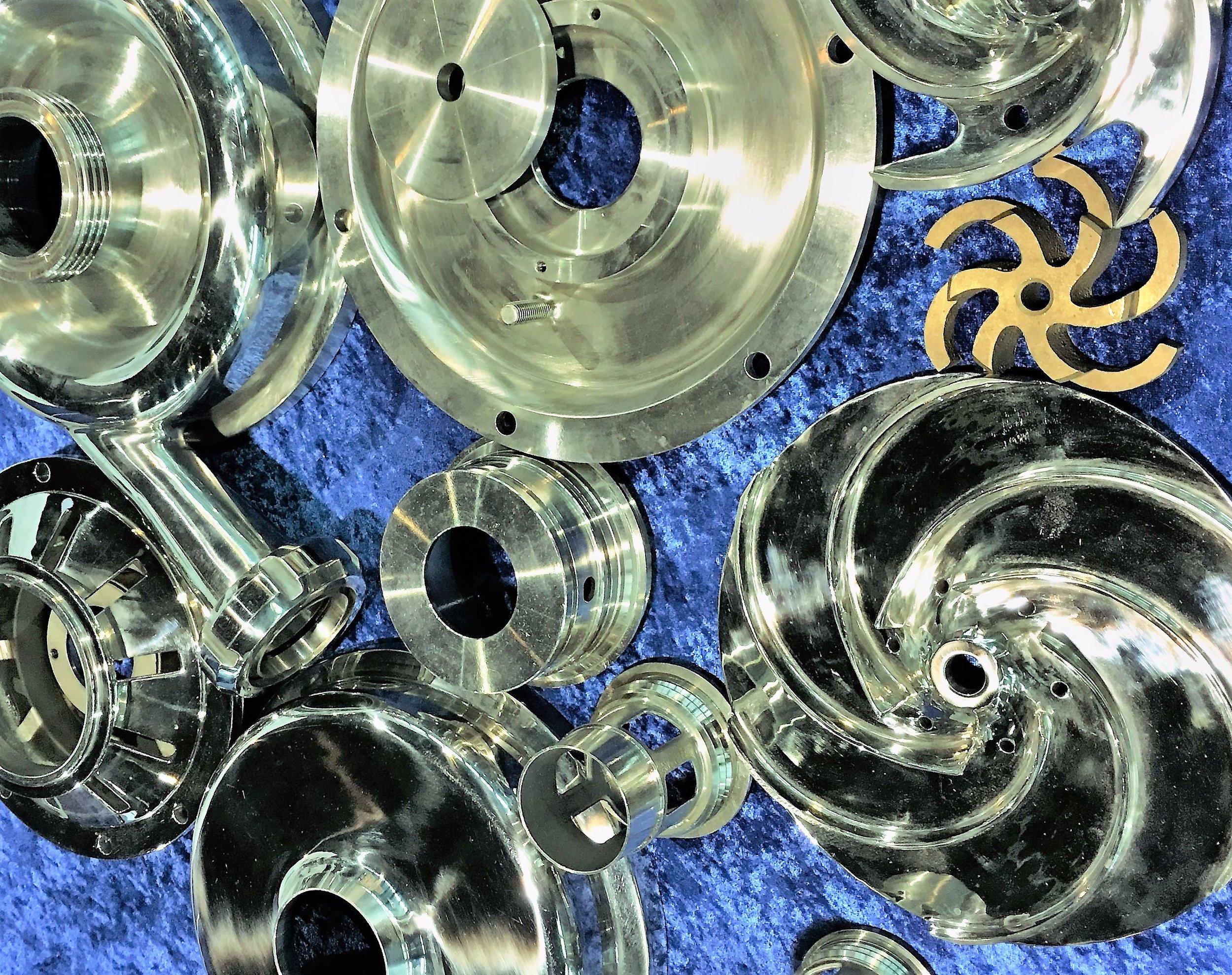 不锈钢泵配件 1 Stainless steel Pump parts.jpg