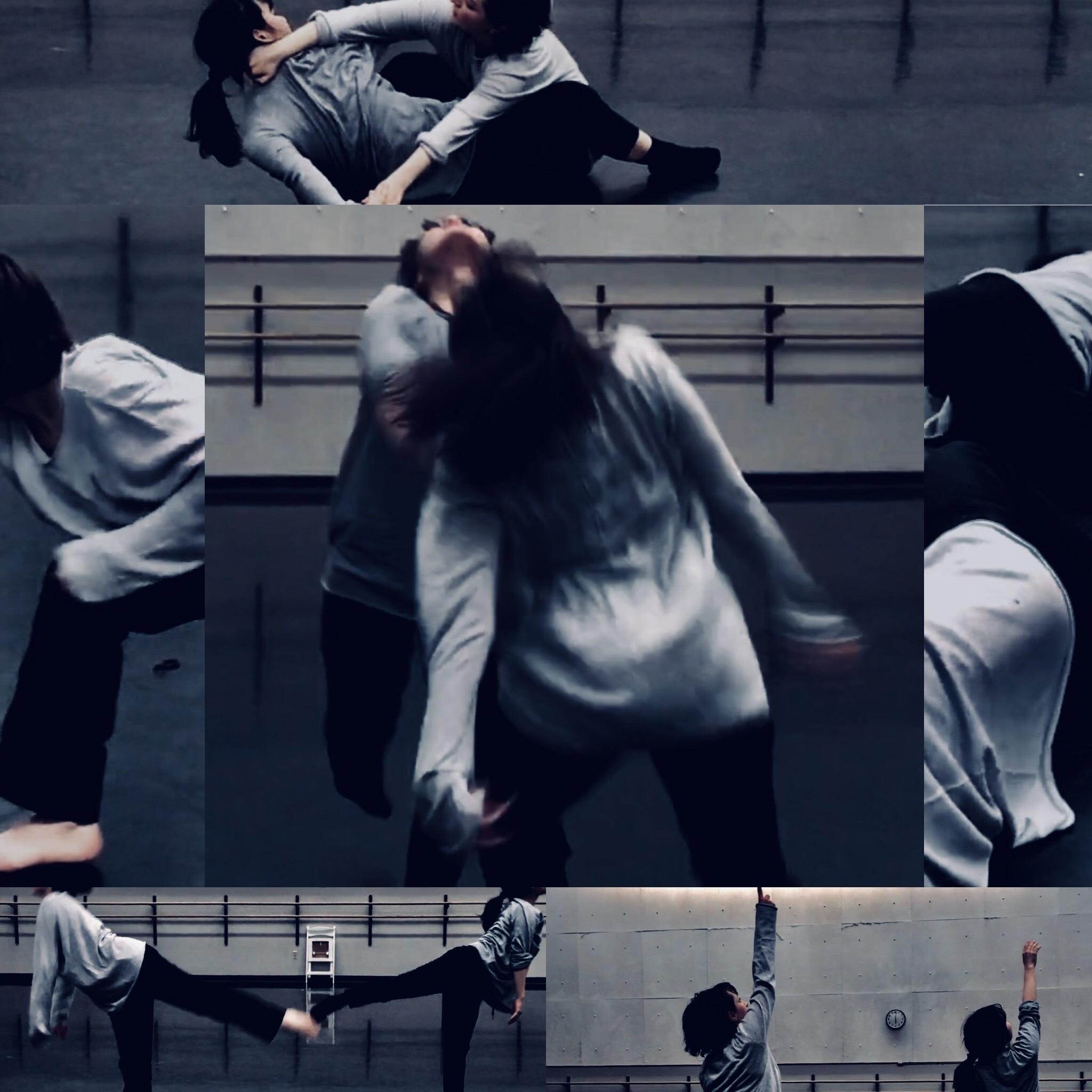 Photo: Jo Blake (@joblakedance) Dancers: Natalie Fernandi + Esther Sojung Lim