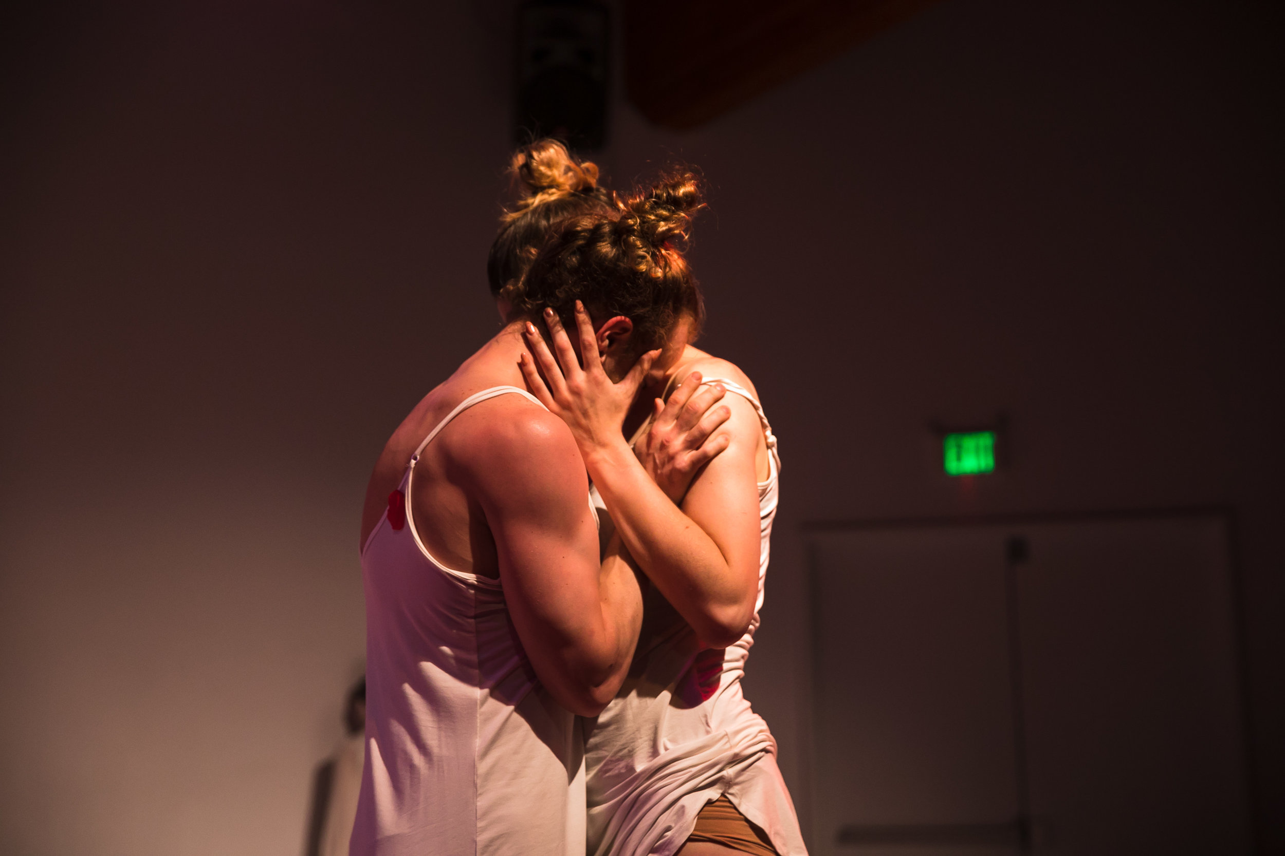 Photo: Warren Woo  Dancers: Corbin Hall + Elizabeth Houlton