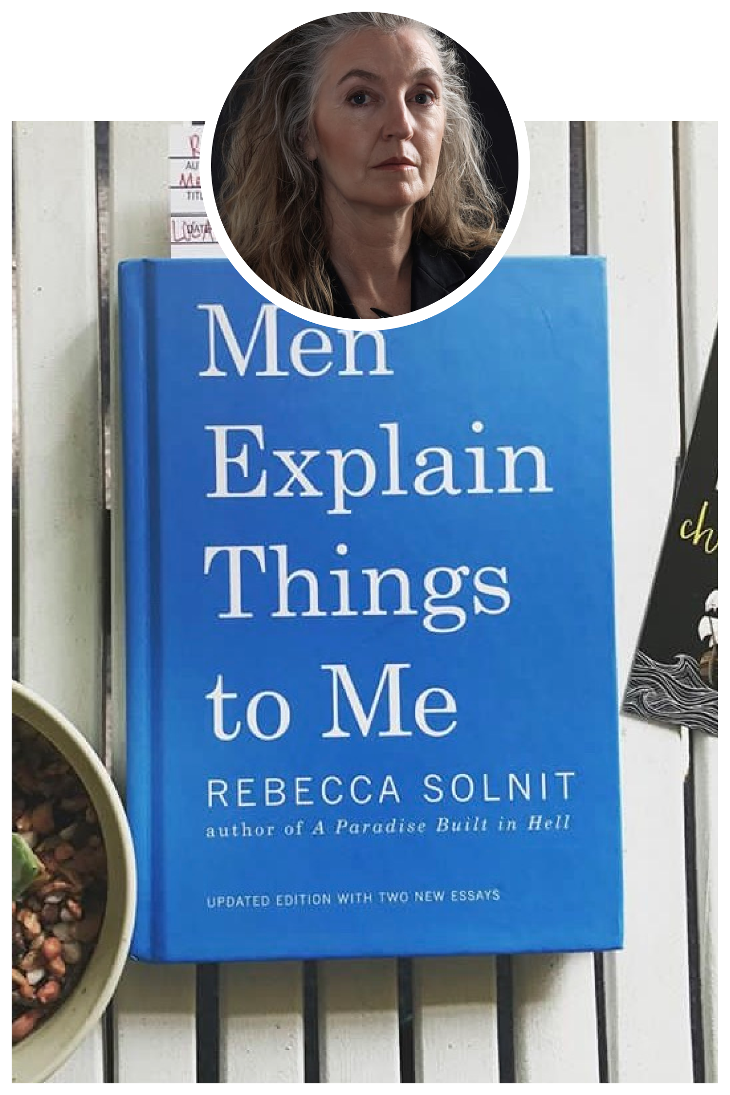 Men Explain Things to Me by Rebecca