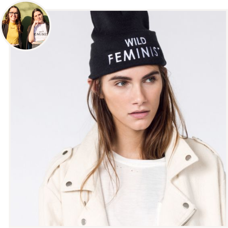 Wild Feminist Beanie from Wildfang by Emma + Julia.png