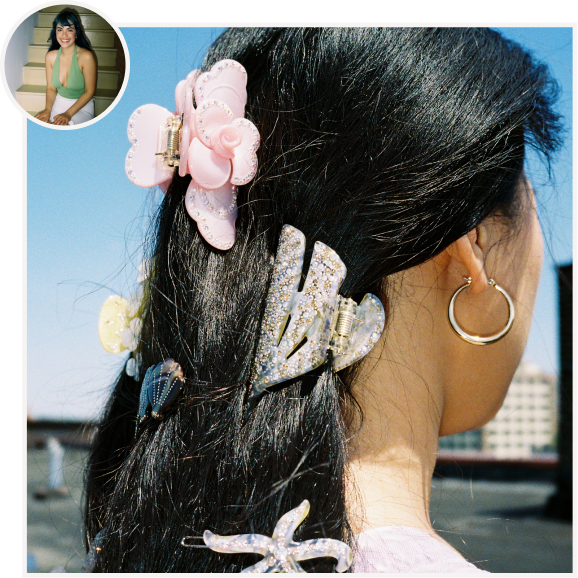 Seoul Import Rose Pink Claw Clip from Dressmate by Jennifer.png