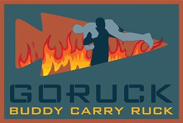 You've got two opportunities to earn this 🔥 patch!! . Tomorrow, May 9th at 6pm - Centennial Park . Tuesday, May 14th at 6am - Richland Park . We need a minimum of 4 people at each. Lets us if you're coming out! #traindirtyrucknasty #ruckclubcallout @goruck