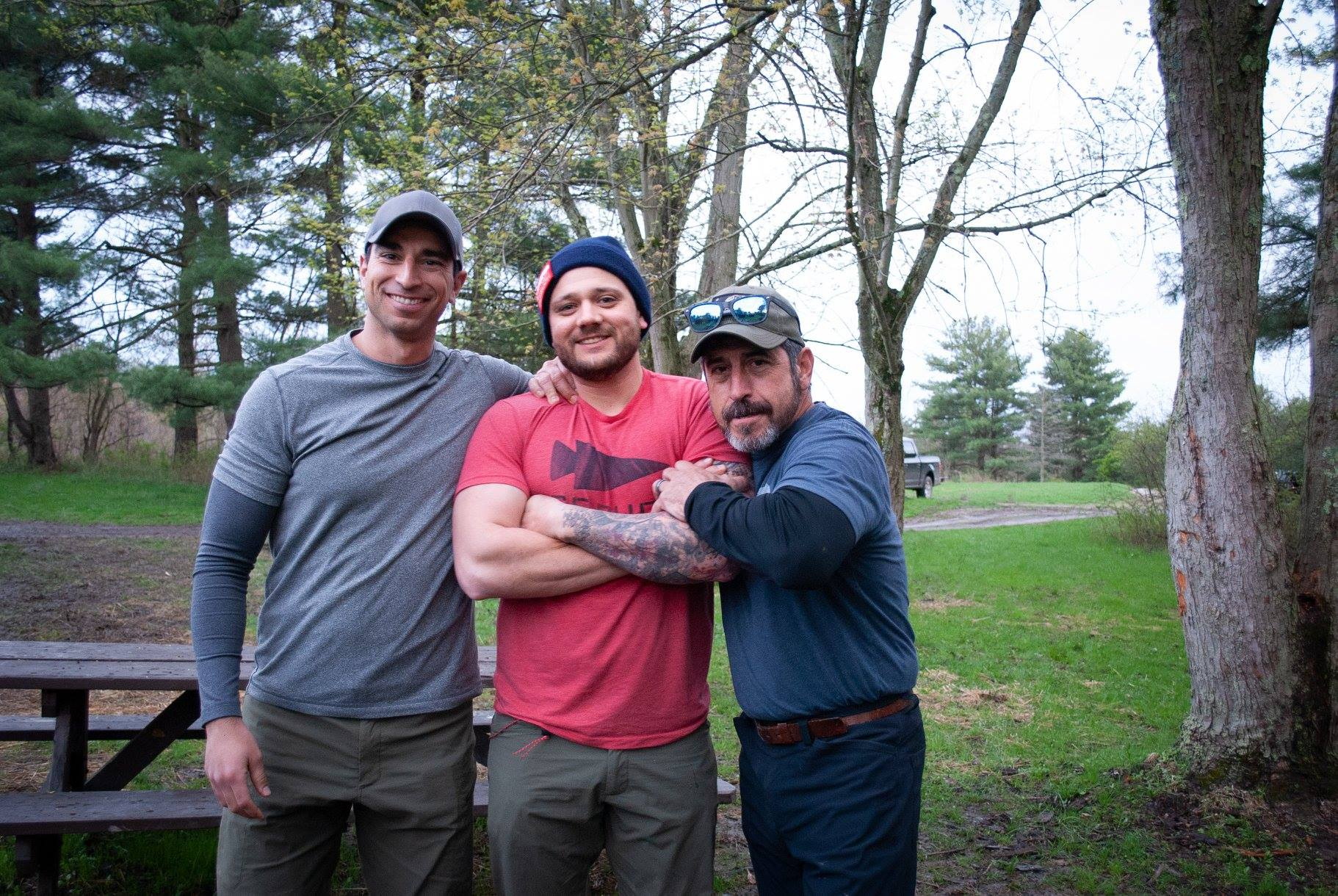 Cadre Will, Cleve and Shredder