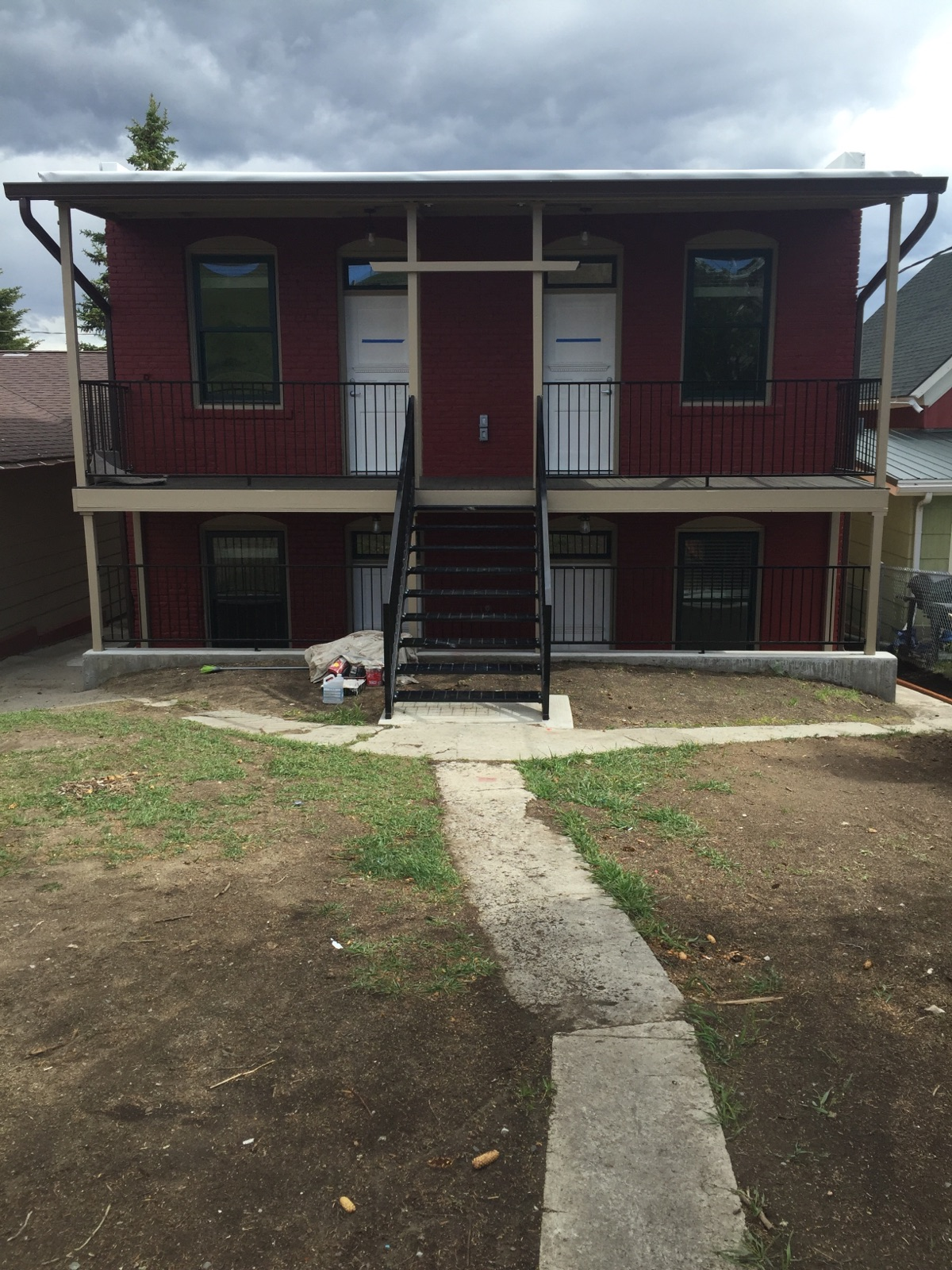 409 Park back stairs.jpg
