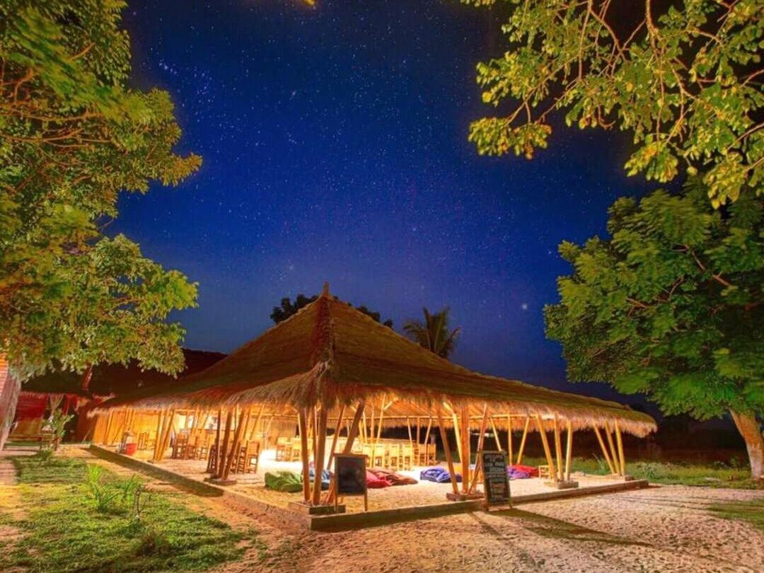 Lombok night view