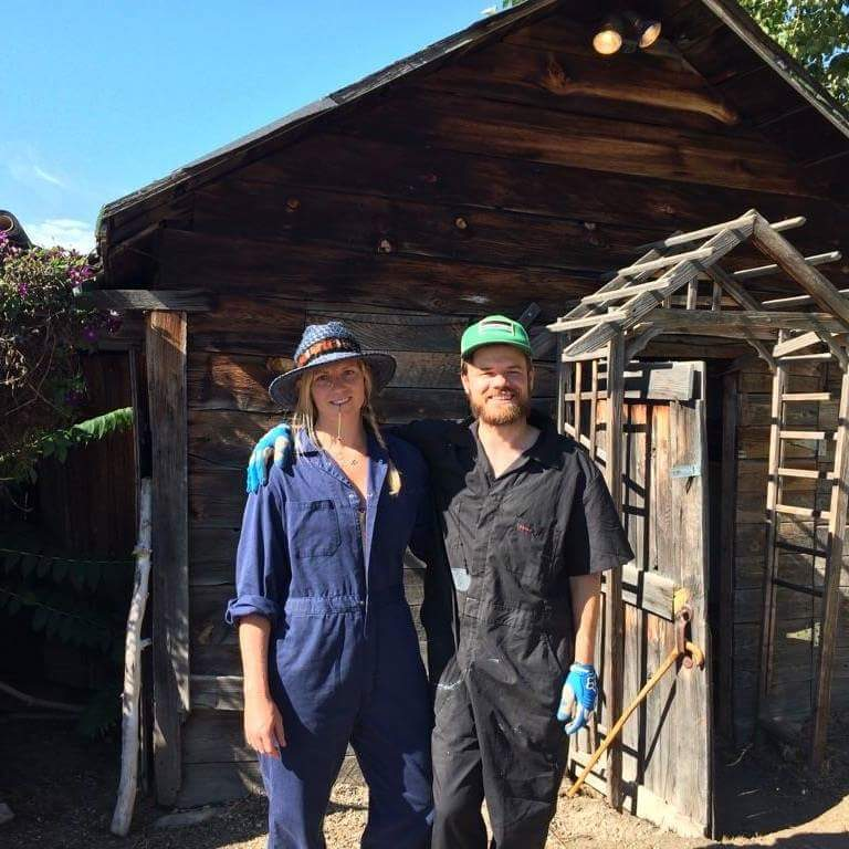 Summer 2017 - First season for us on the farm