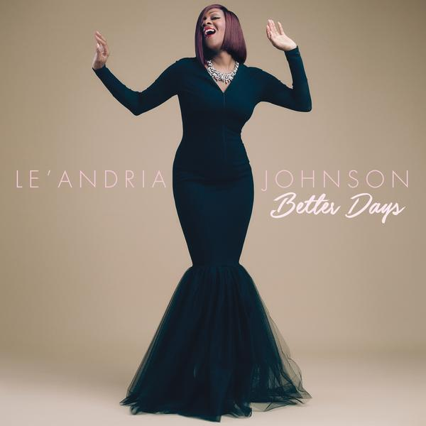 le'andria johnson, 2016 [ rca inspiration / sony music entertainment ]