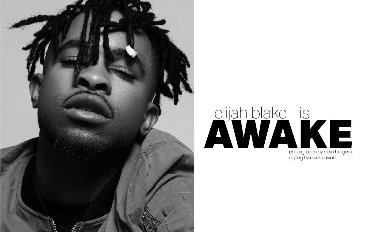 elijah blake, 2017 musician