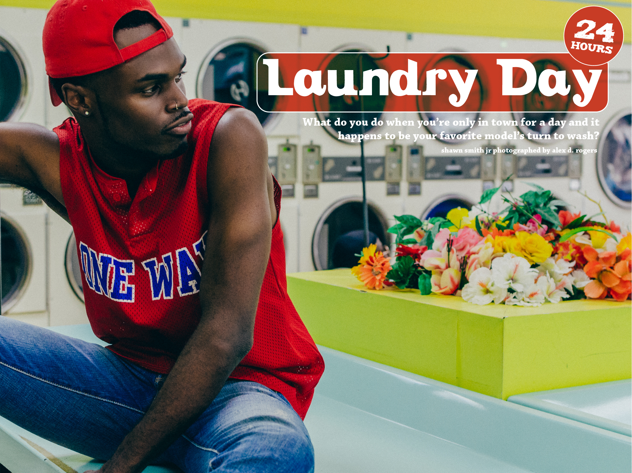 laundry day  shawn smith jr.