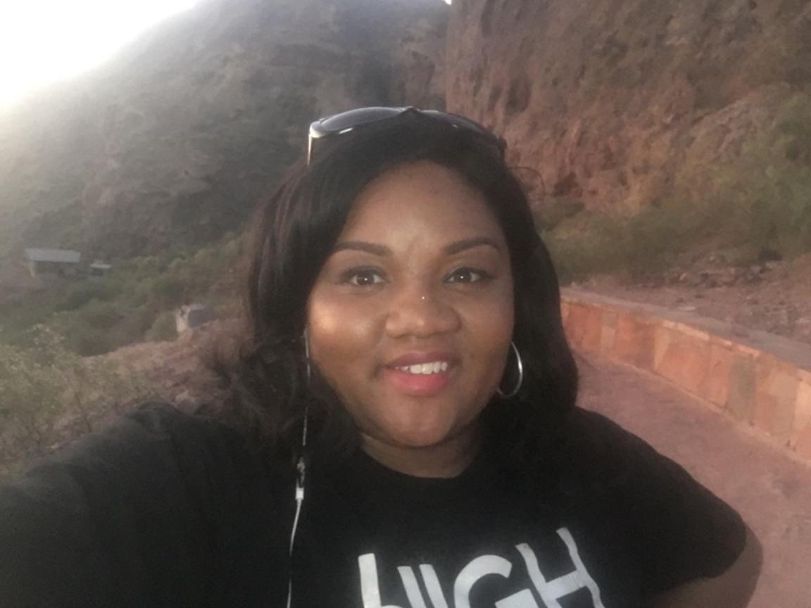 Me on Camelback Mountain in Arizona