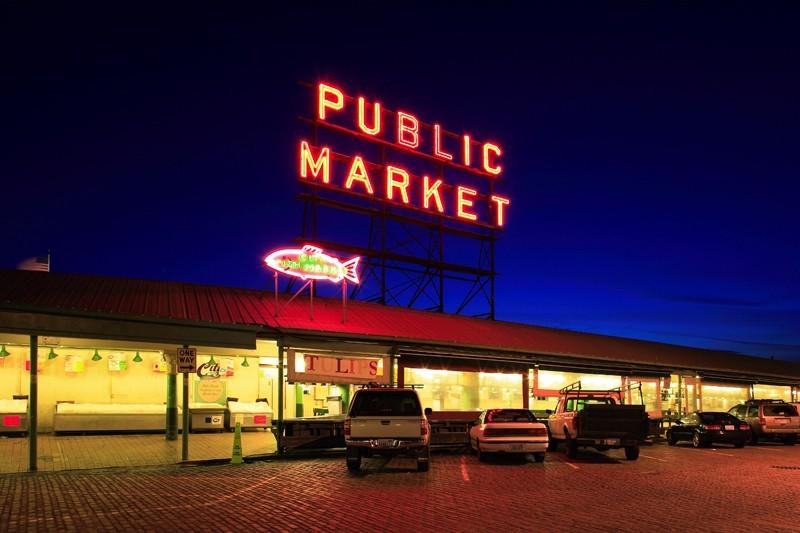 Pike Place Market //  Tenant Improvement, Tenant Relocation/Placement, and Construction Management