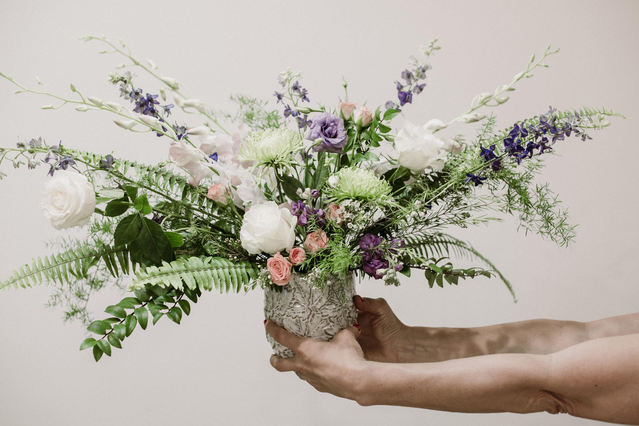 FLOWERS ??? WE GOT IT!