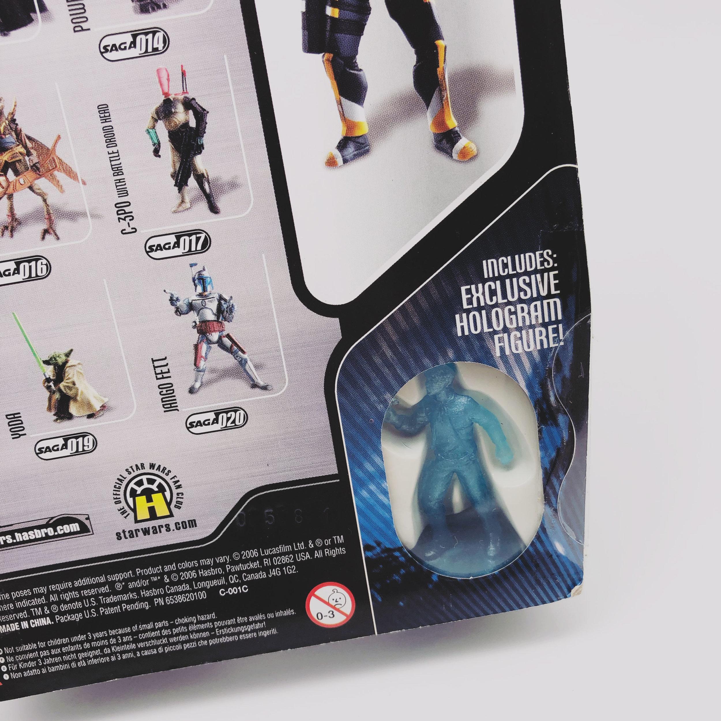 Scorch Republic Commando 2006 STAR WARS Saga Collection MOC #021 21