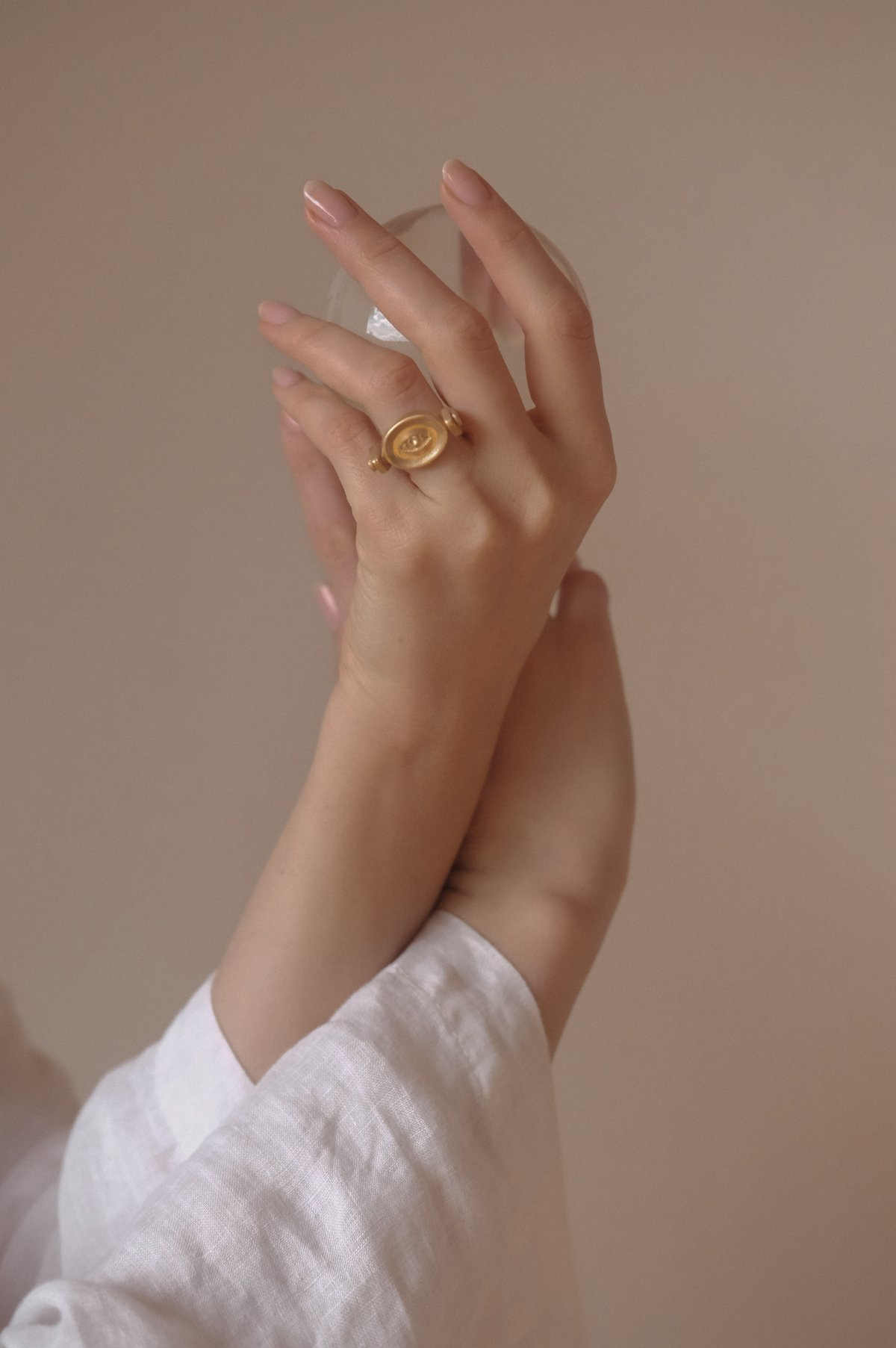 AS ABOVE, SO BELOW  SWIVEL RING,  from $690