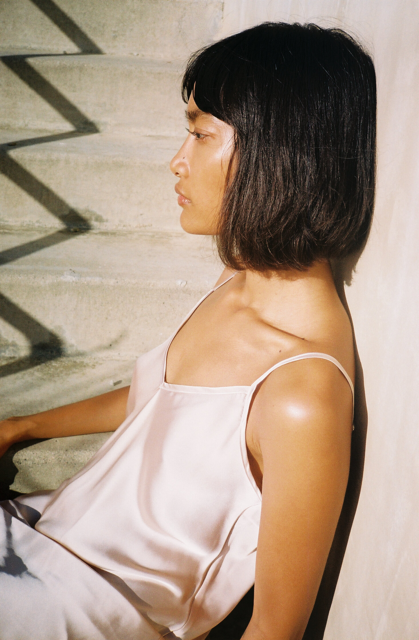 the slip dress divine feminine