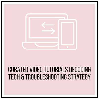 Curated Tech Tutorials