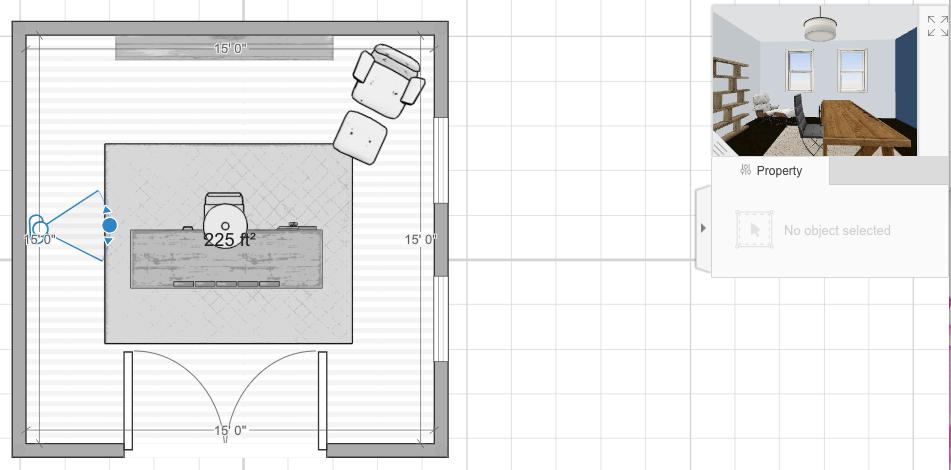 Homestyler Design View