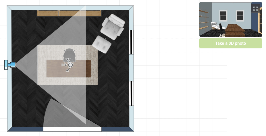 Roomstyler Design View