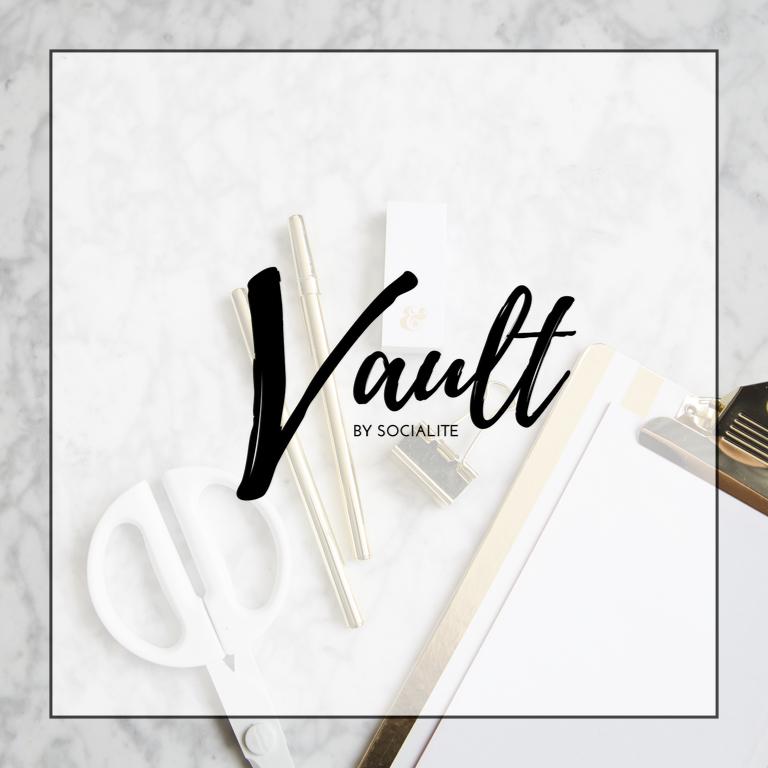 Socialite Vault