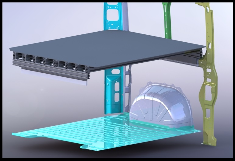 PRODUCTION SHIPPABLE PROMASTER RAISED REMOVABLE BED SYSTEM ON ITS WAY! !. 6000 Series Aerospace Aluminum. HD Plastic Bed Panel. Light Weight and Super Stiff. Installs in less than 1 hour!! . Removable to 75% size for single occupant trips and to add living space. Call to order now!
