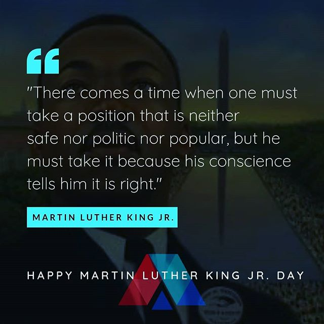 On this wonderful holiday, we want to take the time to reflect on Martin Luther King Jr. An inspirational figure that matches our ethos of always doing what is right. Happy Martin Luther King Jr. Day!  #martinlutherkingjr #learning #educating #inspirationalquotes #dream #civilrights #anthropodvr #virtualreality #chicago #htc #htcvive #oculusrift #oculus #oculusgo #vr #arcade #gamers #educators #AR #googlevr #daydreamvr #windowsmr #musicgames #beatsaber #designer #oreative #education #learning #anthropodvr #future #depaul #lincolnpark